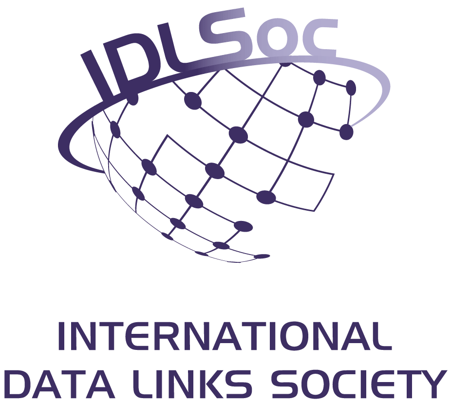 The International Data Links Society's Logo