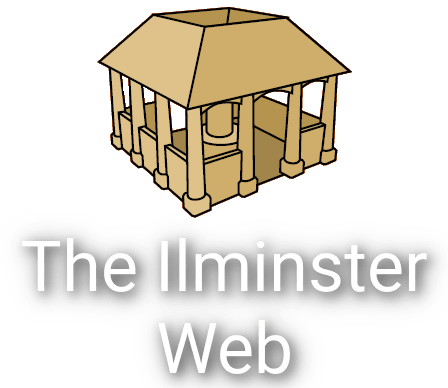 The Ilminster Web's Logo