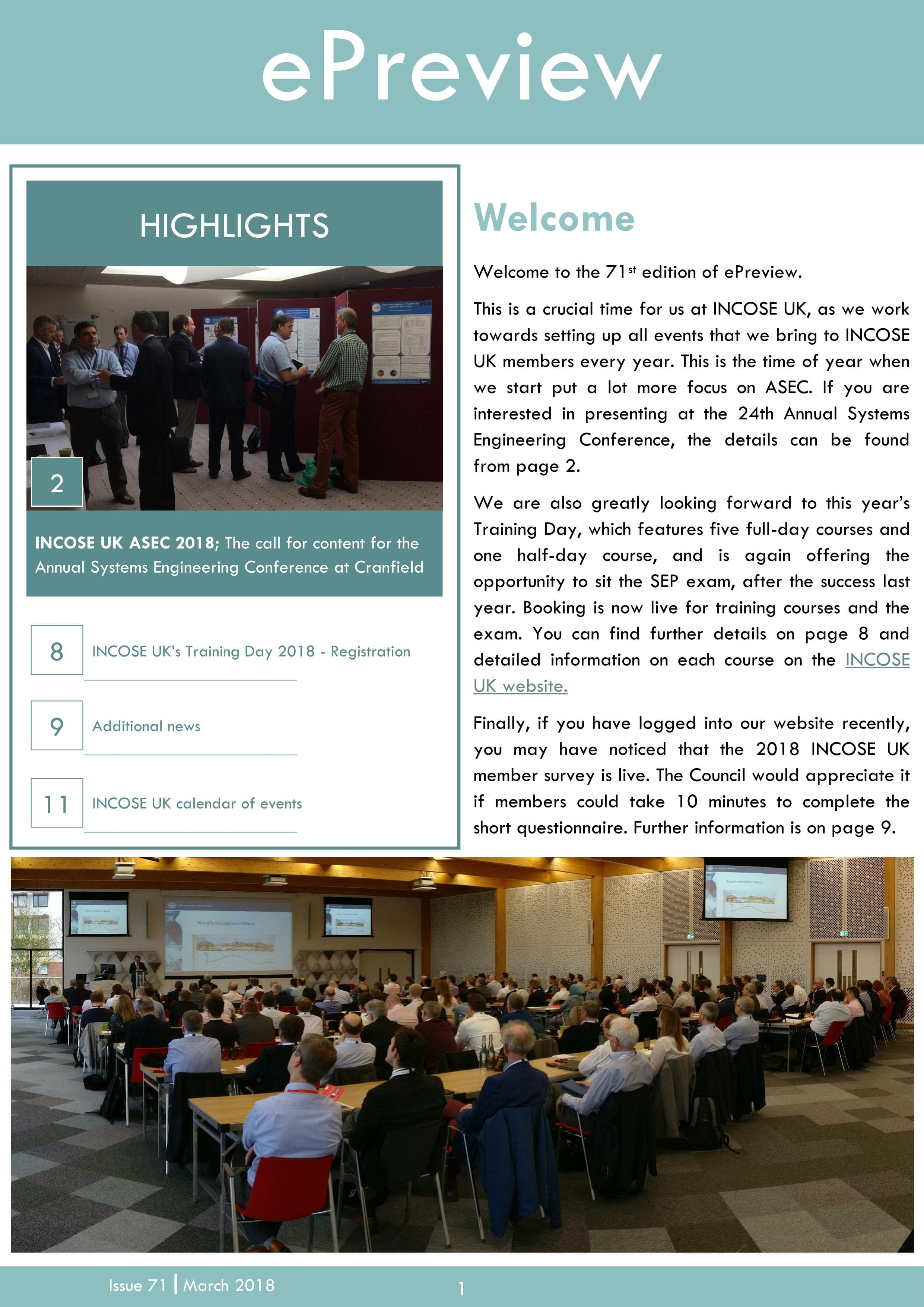 INCOSE UK Newsletter